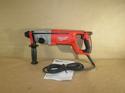 Milwaukee 5262-21 8 Amp Corded 1 In. Sds D-handle Rotary Hammer