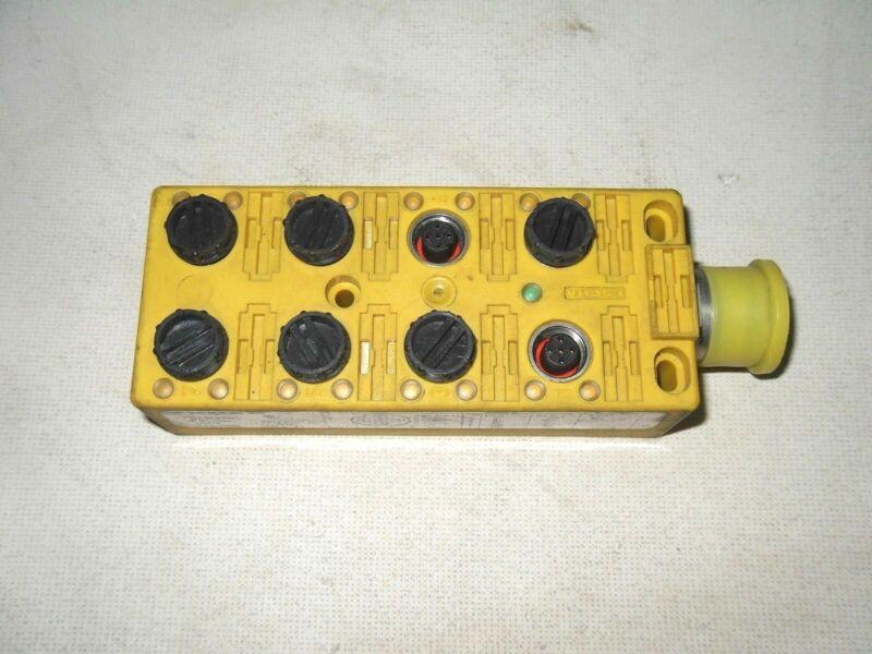 (o4-4) 1  Turck U0219 Junction Box