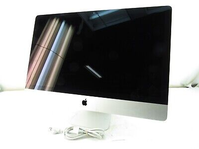 "Apple iMac 14,2 2013 A1419 27"" Core i7-4771 @ 3.50GHz 16GB RAM 1TB HDD #31826"