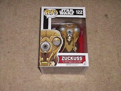 Star Wars #122 Zuckuss Funko Pop VAULTED