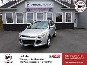 2015 Ford Escape SE AWD! NEW BRAKES! OWN FOR $142 B/W, 0 DOWN...
