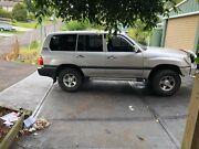 2000 Toyota LandCruiser 105 Raymond Terrace Port Stephens Area Preview