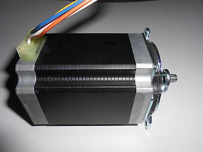 New Nema 23 Stepper Motor Sanyo Denki 227 Ozin- Cnc Router Mill Lathe Robot 1451