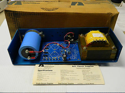 New Acme Standard Power Dc Power Supply Spw 24-7.2 24 Volt 7.2 Amp A 7.2a