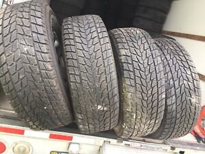 p265/70/16 inch Toyo Truck Tires on Rims / LOTS OF TREAD