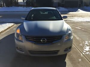 2012 Nissan Altima Sedan S Automatic