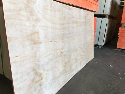 2400 x 1200 x 15 CD Non Structural Plywood