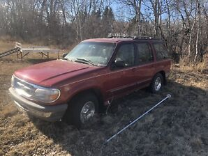 Ford Explorer for Parts