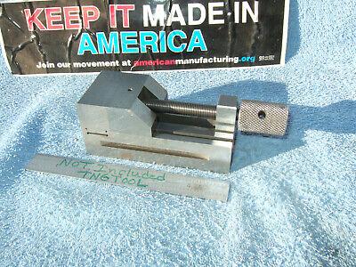 Grind Vise 5 Inch 1933 American Toolmaker Vise Machinist Die-maker Grind Inspect