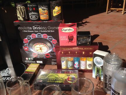 Brand new Bar items bundle $60 the lot
