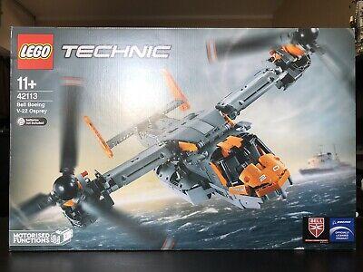 Lego Technic Boeing Osprey 42113 Canceled Set