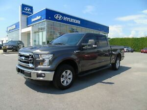 Ford F-150XLT  SuperCrew 4RM 157 po V8 SUPER CONDITION!!!!