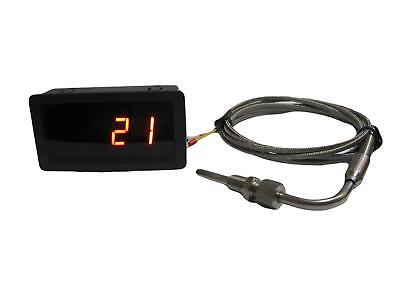 Gage Temperature Sensors (EGT Gauge (Red, Blue,Green) with Exhaust Temperature Sensors Combo)