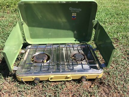 Old School Two Burner Gas Stove Jerrys Plains Singleton Area Preview