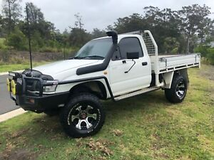 2002 Toyota Hilux 4x4