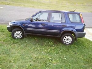 HONDA CRV 2000 Tivoli Ipswich City Preview