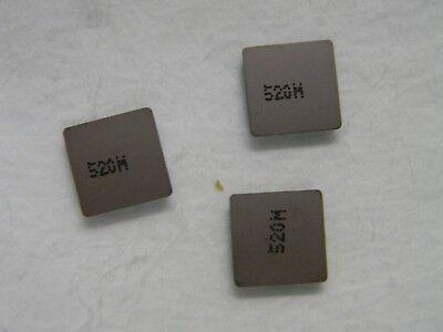 Iscar SEKN1203 Grade IC520M Carbide Milling Insert QTY 10 5667605