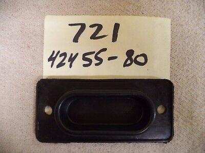 Harley Vintage Rear Master Cylinder & Remote Reservoir Gasket #42455-80 (#721) ()