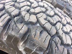 Tires---Off a Van
