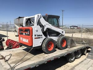 2014 Bobcat Skid Steer Loader