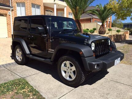 2011 JEEP WRANGLER FOR SALE. IMMACULATE CONDITION LOW K'S