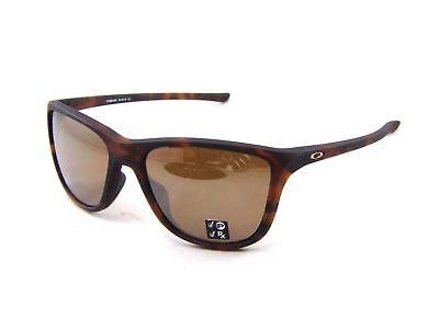 Oakley Reverie POLARIZED Sunglasses OO9362-0555 Tortoise W/ Tungsten (Oakley Ladies Polarized Sunglasses)