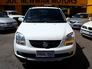 2004 Holden Cruze SUV