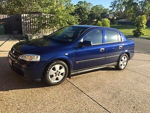 Holden Astra 2003 Cornubia Logan Area Preview
