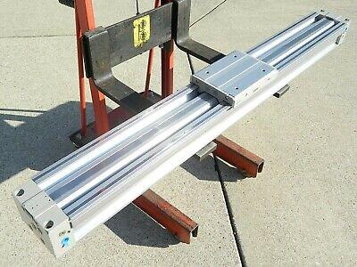 Smc  63 Mm Bore X 950 Mm Stroke  My1c63tn-950  Rodless Cylinder