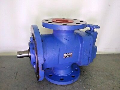 Imo Pump Acg 60-2 N3f Triple Screw Oil Pump - Tested Good Working