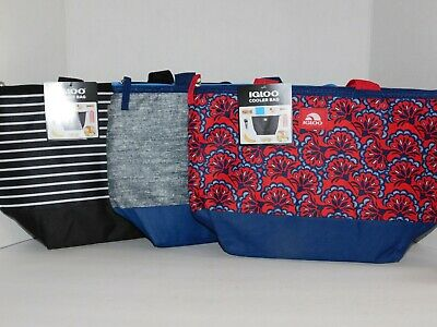 Igloo Cooler Insulated Tote Bag 8 Cans Capacity
