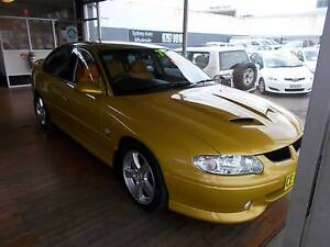 2002 Holden Commodore Sedan SS 6 SPEED MANUAL!! Croydon Burwood Area Preview
