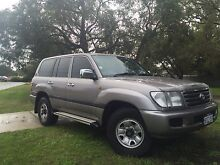 Landcruiser 2003 V8 auto Greenwood Joondalup Area Preview