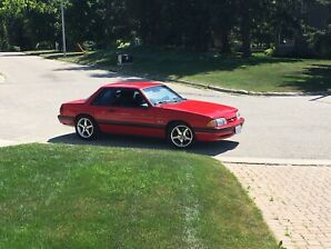 91 Ford Mustang LX