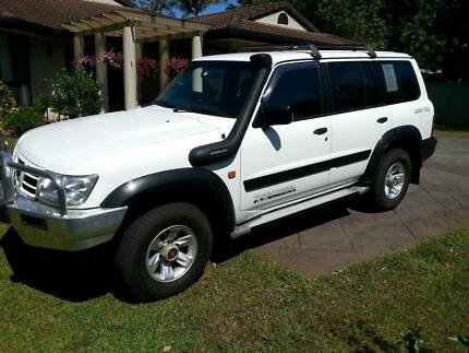 2002 Nissan Patrol Wagon 4.2 Turbo Diesel Manual Lake Cathie Port Macquarie City Preview
