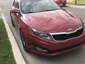 Kia Optima LX+ 2013 GDI **TOIT PANORAMIQUE*DEMARREUR*8 MAGS