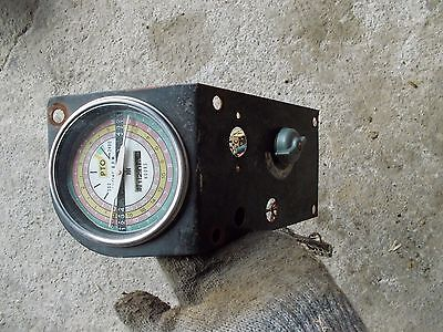 Farmall Ih 706 806 Ihc Gas Tractor Tachometer Light Switch Mounting Bracket