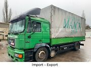 MAN 19.403 6 cylinder manual german Lkw