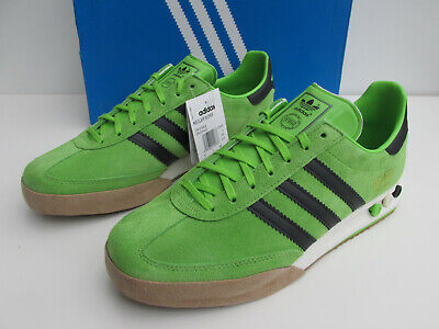 BNIB ADIDAS KEGLER SUPER UK 11 green  black EE8984