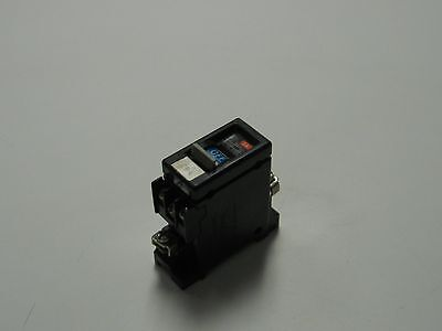 Fuji Electric Circuit Breaker/Protector, CP31, 2A, 220V, Used, Warranty