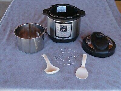 Instant Pot Pressure Cooker Lux Mini 6-in-1 3 Qt Programmable Multi-Use