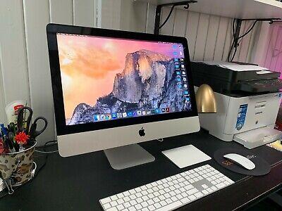 "iMac 4K Retina 21.5"" 3Ghz, i5 8GB Ram, 1TB, 10 key keyboard + Trackpad 2"