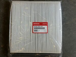 Genuine OEM Acura- Honda Cabin Air Filter  80292-SDA-407 Fits multiple models