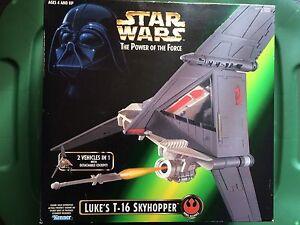 Star Wars Luke's T-16 Skyhopper