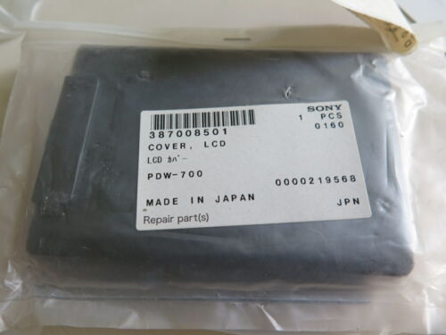 NEW SONY PDW-700 Cover, LCD 387008501