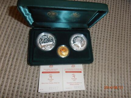 SYDNEY OLYMPIC COIN SET South Perth South Perth Area Preview