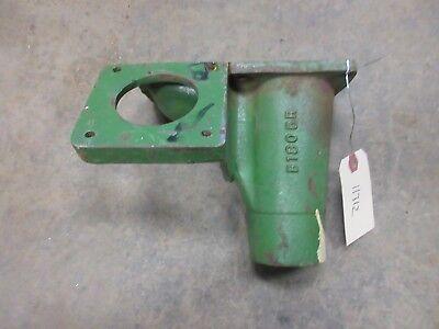 John Deere Mid B Muffler Support Upper Radiator Casting B1805r Nos