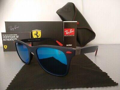 Gafas de sol Ferrari 4195 polarizadas AZUL