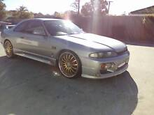 1997 Nissan Skyline Coupe R33/RB25 Brisbane City Brisbane North West Preview