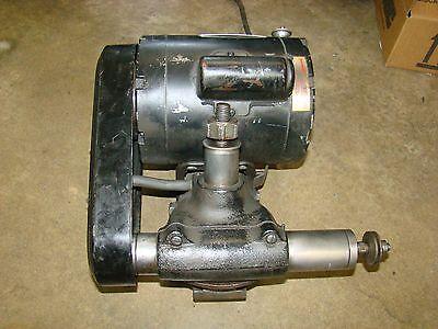 Dumore 57-021 Tool Post Grinder